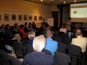 Bangor Community Conversation, 9/23/09