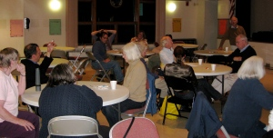 Blue Hill's Community Event, 10/1/09