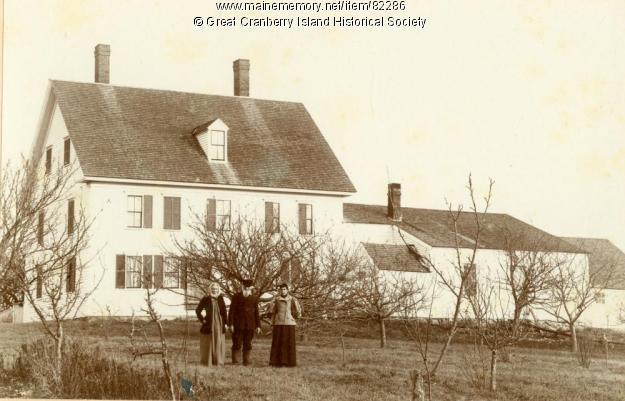 Preble House, ca. 1895 (MMN #82286)