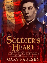 Paulsen_-_Soldier's_Heart_Coverart