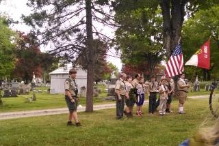 BoyScout Troop 73