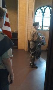 WW I uniform
